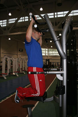 MACHINE-PULLUP