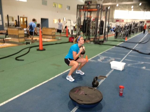 NIFS workout