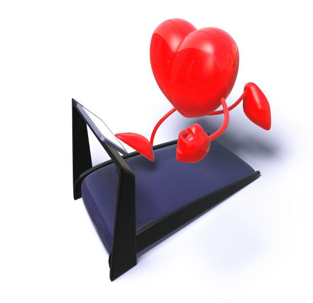 heart health exercising