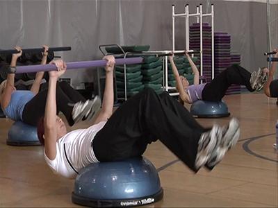 bosu-exercise