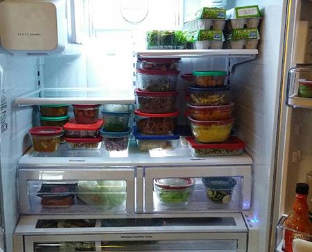 stacked-fridge