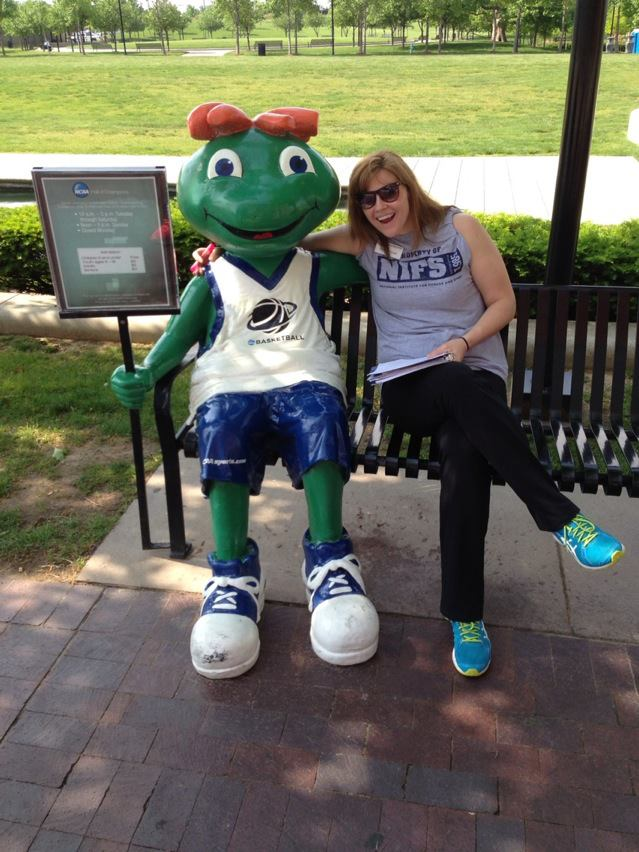 NCAA Frog