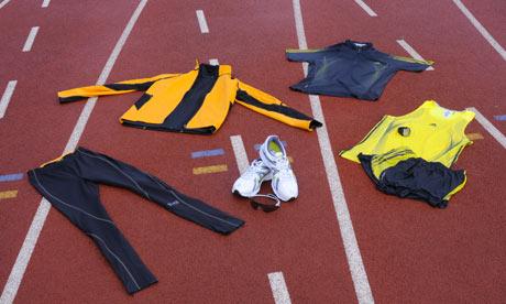 Running apparel