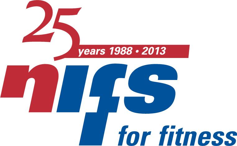 NIFS 25 logo