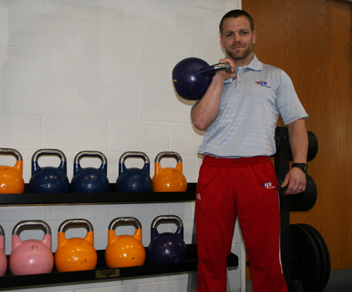 NIFS Personal Trainer Tony Maloney