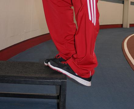 shin spint stretch