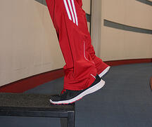 shin splint stretch