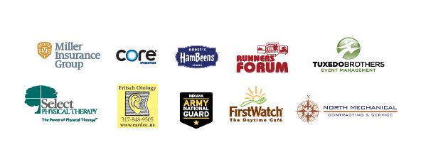 2019 Mini Sponsor logos