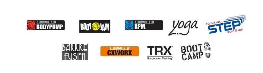 GF logos