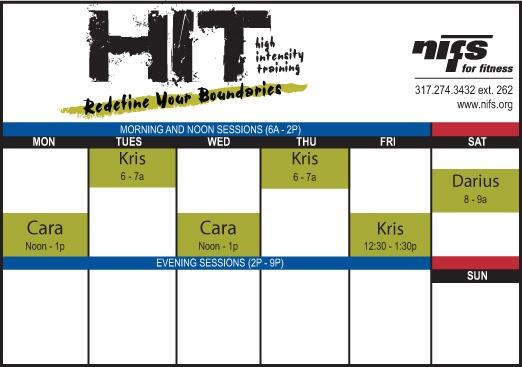 HIT-Schedule