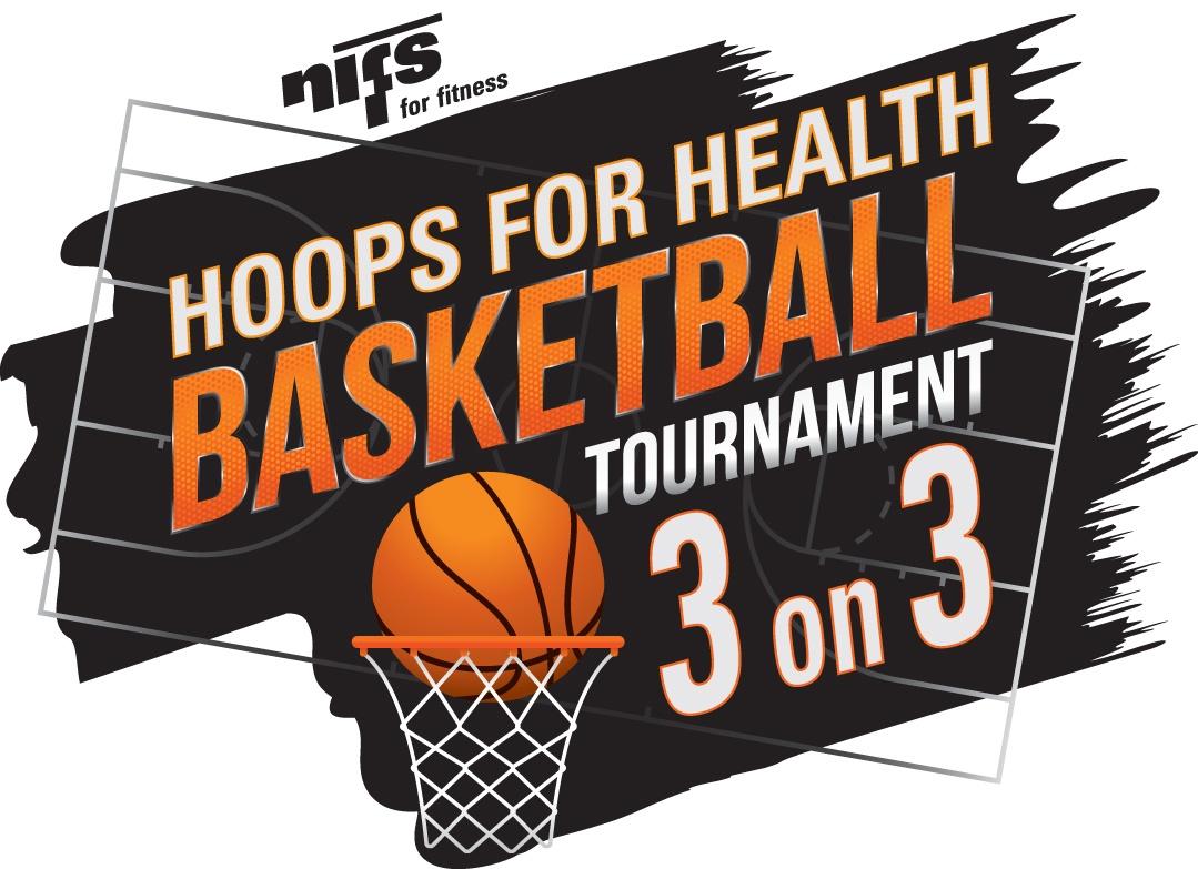 Hoops for Health logo