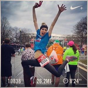 Marathon 1- DC