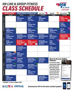 Online and GF Schedule_Instagram_February 5