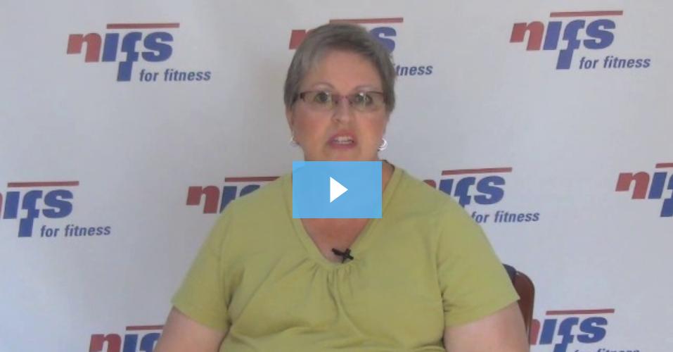 NIFS Lifestyle Rx Program Member Robyn Britt
